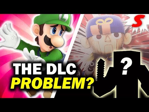 The PROBLEMS With Leaked DLC Fighters - Super Smash Bros Ultimate [Siiroth]