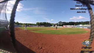 Roy Butko (OF/1B) - Class of 2020 - Midwest Challenge (18U) Highlights - June 2020