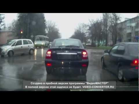Елец ДТП на ул. Коммунаров
