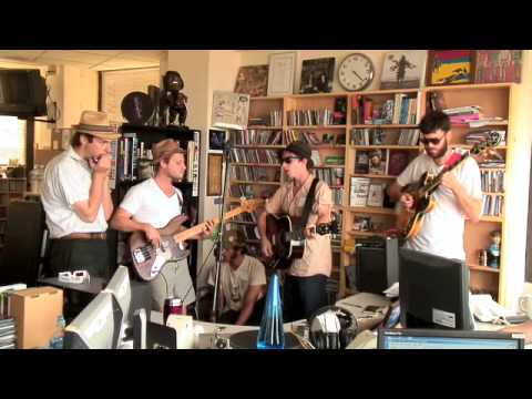 Dr. Dog: NPR Music Tiny Desk Concert Mp3