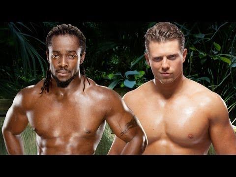 Survivor Series 2013 Kickoff - Kofi Kingston vs The Miz