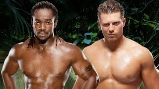 Survivor Series 2013 Kickoff - Kofi Kingston vs The Miz