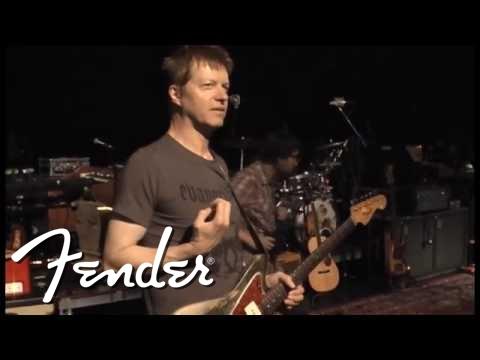 Wilco Guitarist Nels Cline | Fender