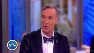 Bill Nye on Extraterrestrial Life, New Show 'Bill Nye Saves The World' | The View
