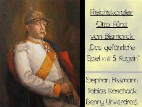 otto frst von bismarck - Otto Von Bismarck Lebenslauf