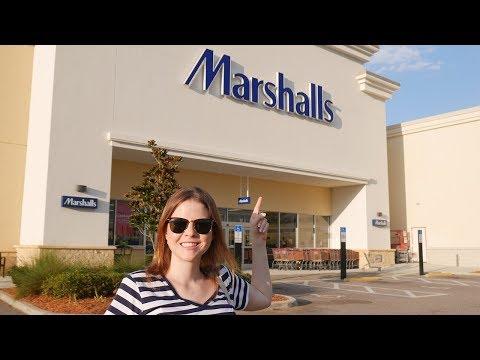 Marshalls e Homegoods   Comprinhas em Orlando