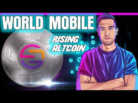 World Mobile Token! CONNECTING THE WORLD Through Cardano Blockchain.