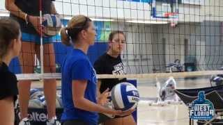 Mic'd Up: Melissa Wolter, UWF Volleyball Head Coach
