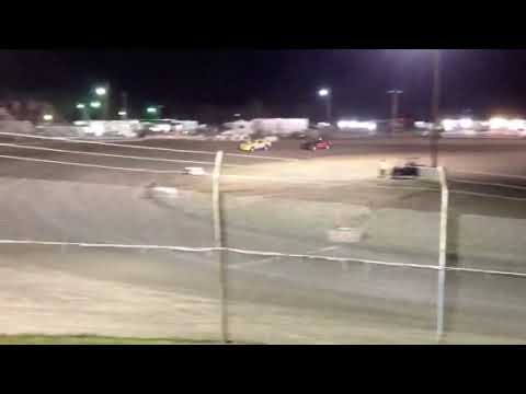 Factory Stock Feature Superbowl Speedway 2-28-20