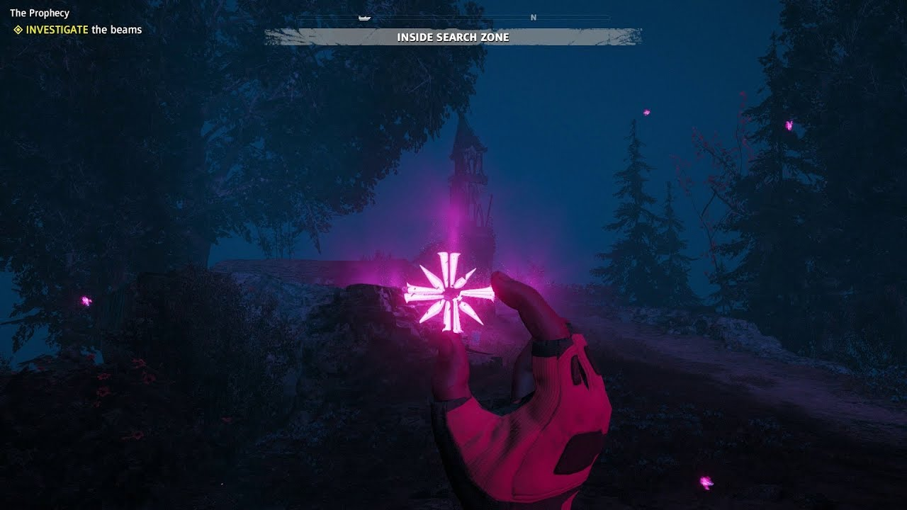 Far Cry New Dawn How To Correctly Align The Amulet And Find Joseph Seed S Book Critical Hit