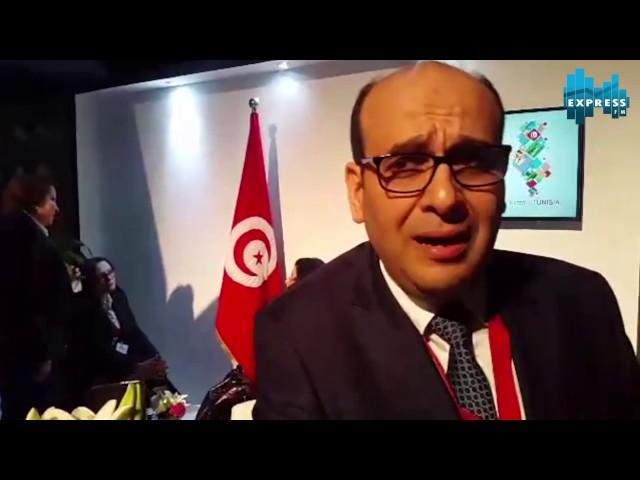 Khalil Laabidi PDG FIPA au Forum International Afrique Développement: