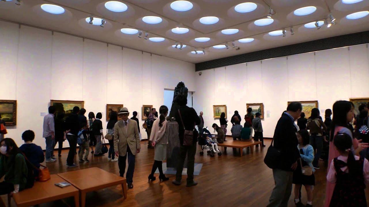 National Museum Of Western Art Ueno Tokyo Jp