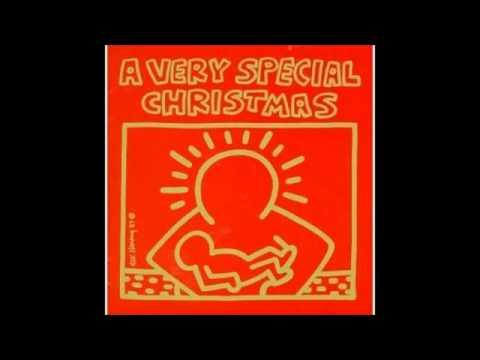 Madonna  Santa Ba  A Very Special Christmas 1987