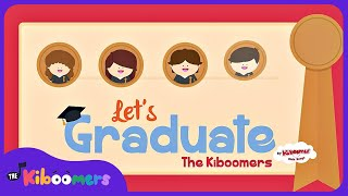 Graduation Song for Kindergarten | Graduation Song for Preschool | Let
