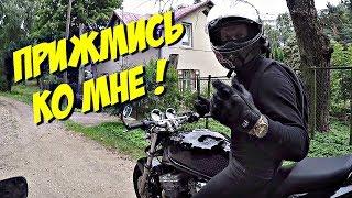 ЧТО С КАВОЙ?! ОПТИМИСТ! Забираем мотоцикл из ремонта.