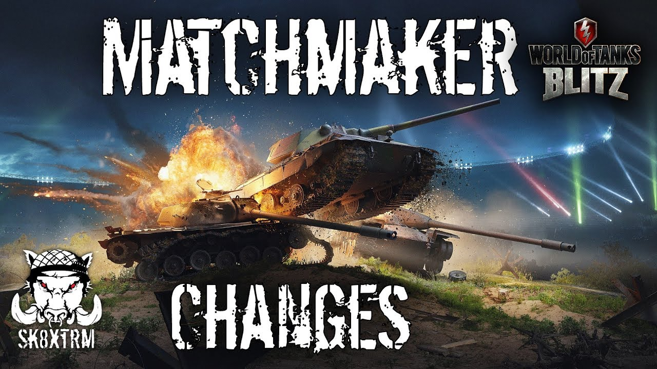 How to get better matchmaking in wot
