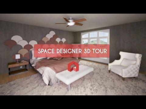 Space Designer 3D Tour