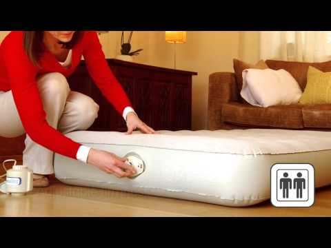 AeroBed® Comfort Classic Single - inflatable airbed