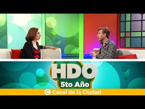 """""""Tu marido se la lastra"""", entrevista a Dennis Smith en Hacete de Oliva"""