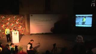 Ganga - Poem by Cyclists. Green Shakti Foundation