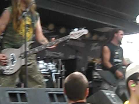 STEMM - FACE THE PAIN (LIVE MANSFIELD, MA) - MAYHEM FEST 2009