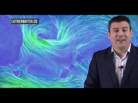 Frustrating forecast ahead of sub-tropical low (19/06/17)