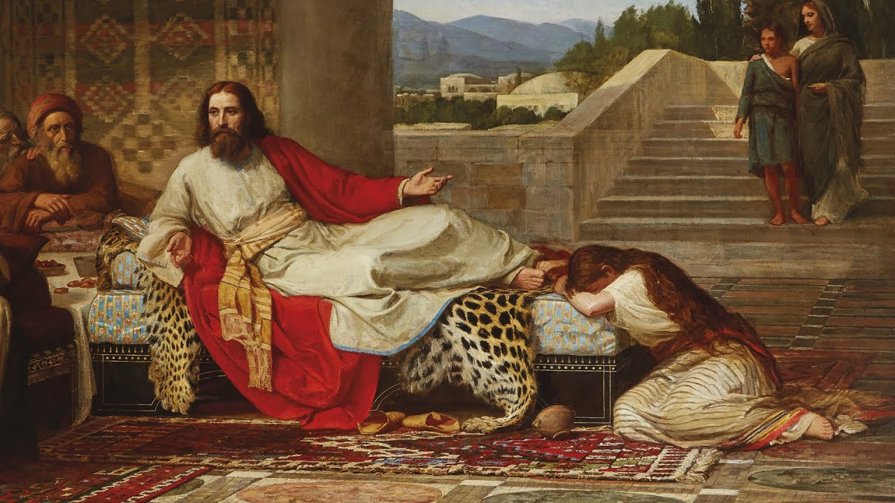 Jesus and the Sinful Woman