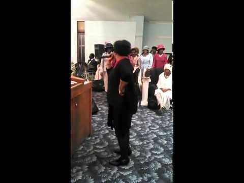 Lisa Page Brooks Preaching COP