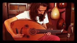 عزف عود  مقام حجاز تركي حزين رائع جدا  Oud playing very cool