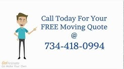 Moving Quotes Ann Arbor | Affordable Rates 734-418-0994 | Ann Arbor Movers