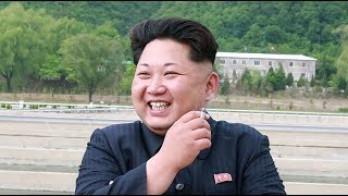 From youtube.com: Kim Jong Un {MID-266956}