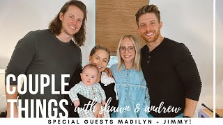 jimmy + madilyn | couple things with shawn & andrew