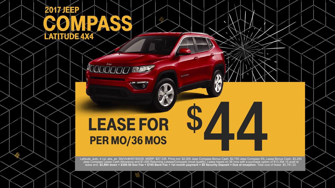 Jeep Incentives 2017 >> Route 4 Chrysler Dodge Jeep Ram Paramus Nj March 2017 Incentives