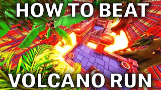 How to Complete Dolphindom's Volcano Run *Includes Massive Cheat* in Fortnite Creative Mode!