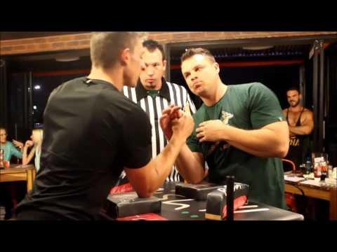 RocoMamas Boksburg arm wrestle challenge