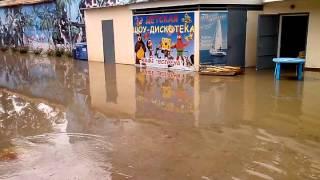 Наводнение в Анапе(Это видео загружено с телефона Android., 2013-06-08T17:44:16.000Z)