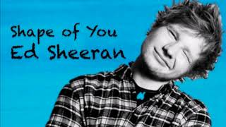 Shape of You[HQ-flac] - Ed Sheeran