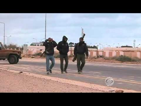 Qaddafi's air strikes on Libyan civilians