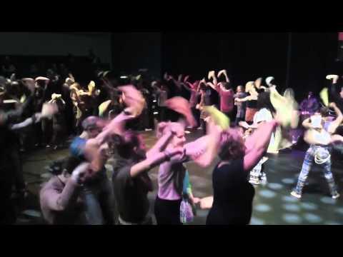 Matinee Dansé Dramé met Merlin Nyakam