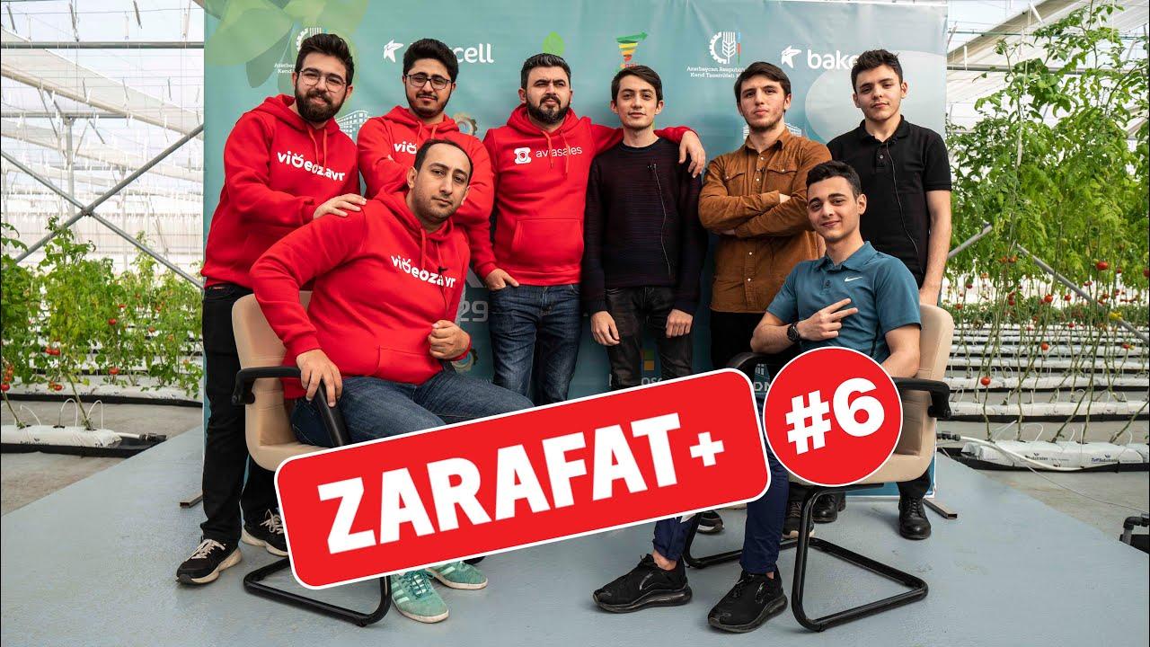 Zarafat+ #6 VIDEOZAVR
