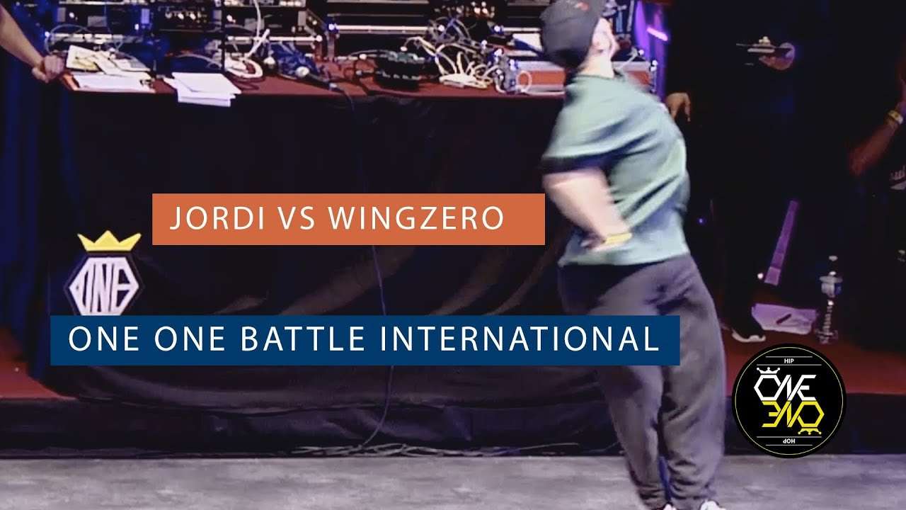Jordi vs Wingzero | Eight Finals | ONE ONE BATTLE INTERNATIONAL 2019