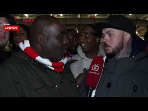 Arsenal 1 Leicester City 0 | Wenger's Decisions Didn't Win It, Luck Did says DT