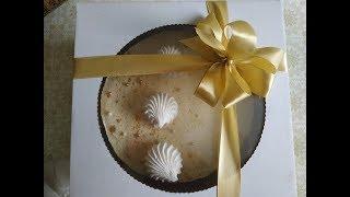АПЕЛЬСИНОВЫЙ Бисквитный торт!!! Видео рецепт!