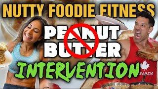 Nutty Foodie Fitness || EATS LIKE Coach Greg!!!