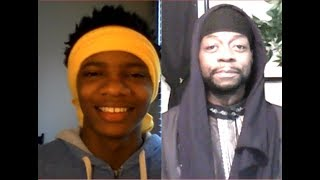THE JEDI LIVE 8-23-18 AN INTERVIEW WITH THE PRINCE AND UNDERSTANDING OUR YOUTH OF TODAY
