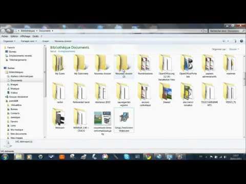 Organiser ranger dossiers et fichiers youtube - Comment ranger ses magazines ...