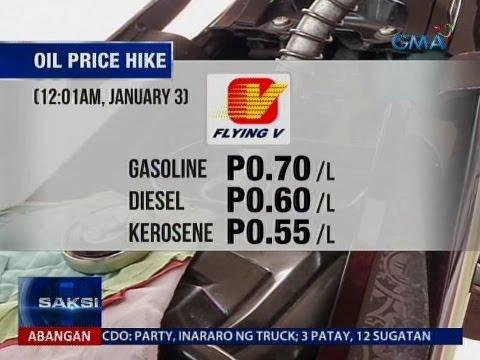 Saksi: Dahil sa panibagong oil price hike, may mga humihirit ng jeepney fare increase