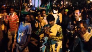 "Famous Naat "" Aaj mehndi hai Qasim tumhari"" played on shehnai at Mehndi Juloos, Lucknow"