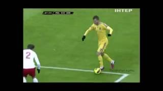 10 лучших голов в истории сборной Украины