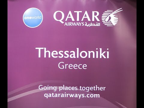 Qatar Airways to launch flights to Thessaloniki, Greece
